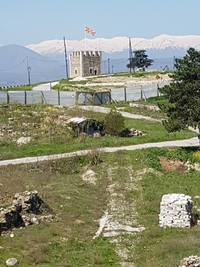 Skopje,fortress,Kale,Macedonia