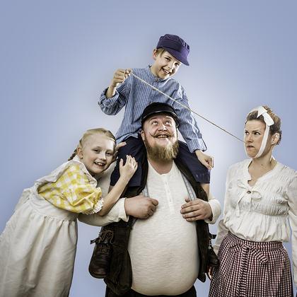 Skuespillerne i Emil.