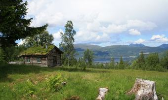 Setervollen på Torviksetra