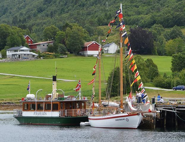 Fjorddag a Framnæs Christiansund