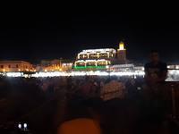 Jemaa el Fna square,Marrakesh,Morocco,Africa