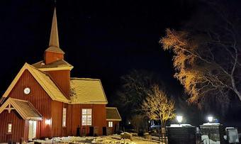 Lysmesse Mo kyrkje 131218