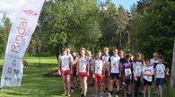 Løpskarusell 2