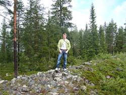 Stone circle,Stonge Age,Kastelli,Pattijoki,Oulu,Finland