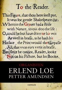 Oak Island,book,organisten,Petter Amundsen,Erlend Loe