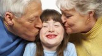 Besteforeldre barnebarn