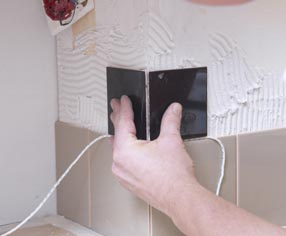 Hvordan legge veggfliser