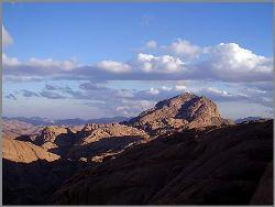 Biblical Mount Sinai Jebel Sin Bishar | RM.