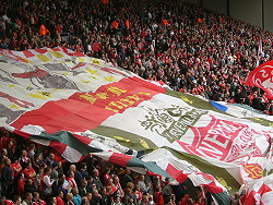 The Kop, Liverpool Fotball Club