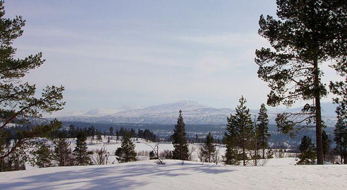 UtsiktmotTrollheimen