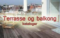 Her har vi samlet diverse kataloger fra produsenter og leverandører av terrasse,balkong og innglassing.