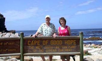 To Rindalinger ved Kapp det gode håp