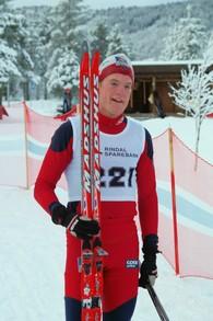 Lars Hol Moholt, IK Rindals-Troll, vinner av herreklassen
