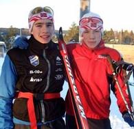 Hallvard og Lars