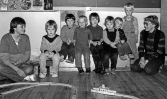 Barnehage Romundstad
