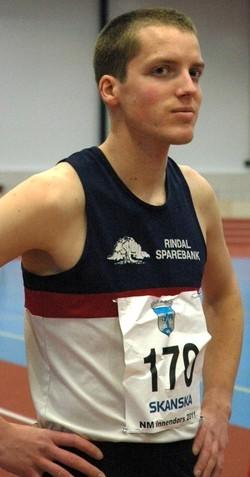 Helge Langen klar for senior NM Trollheimsporten