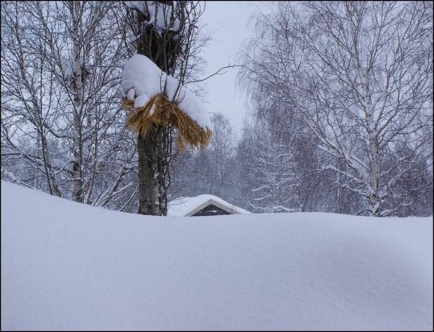Det snør, det snør