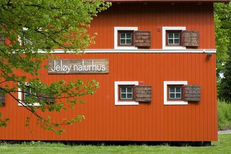 Naturhuset på Alby