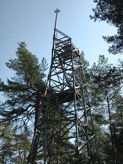 Bjørnåsen,tower,Jeløy,Jeløya,Moss,Norway