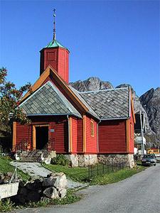 mb torsken kirke