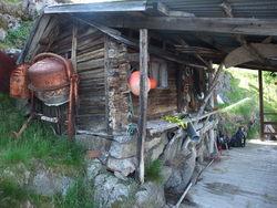Sjybu, Strumpvik