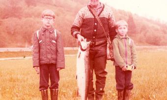 Edgar 1976 første laks0001