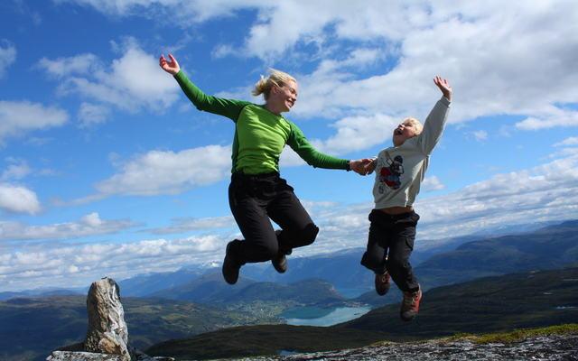 Tylderingen, Sogndal. Foto: Anne Merete Henriksen