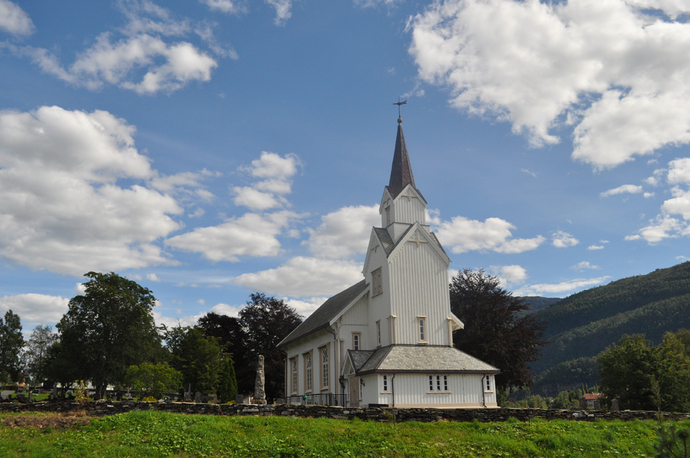 øye kyrkje