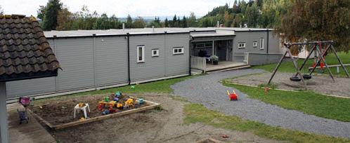 Et bilde av Lismarka barnehage