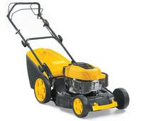 Til mindre og lite kuperte hager anbefales enten en håndklipper eller en elektrisk klipper, strøm- eller batteridreven. Mest sannsynlig klarer du deg også godt med en maskin uten selvdrift. For større hager er en bensindreven klipper tingen. Skjøtele