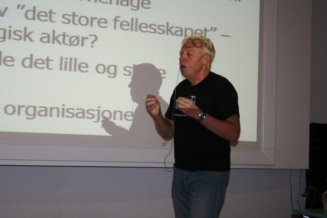 Gotvassli opningssamling 8.9.2011