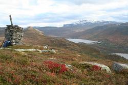 Mot Slumpan, Gråsjøen og Snota