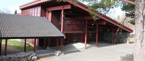 Messenlia skole fra utsiden.