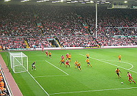Anfield Road,Liverpool