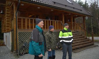 Ivar, Erik Og Roman utenfor VofH