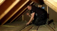 Enova viser deg hvordan du etterisolerer loftet for å spare på fyringsutgiftene