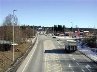 Langs E18 Ørje, Fotograf: Østenby, Vidar