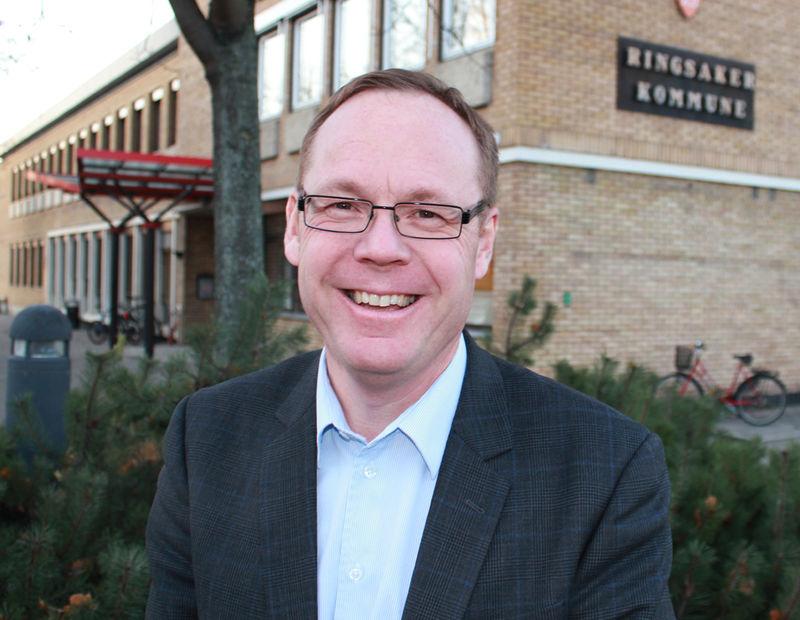 Rådmann Jørn Strand.