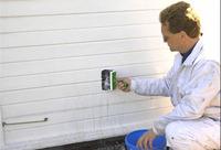 Overflatesopp florerer på norske husvegger. En skikkelig vask vil drepe soppen og gi malingen et nytt og friskt utseende. Det er derfor lurt å gjøre husvasken til en årlig rutine.
