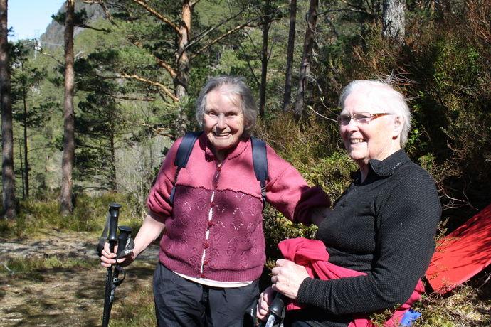 Ingrid Lysberg og Marie Sanden_1024x683