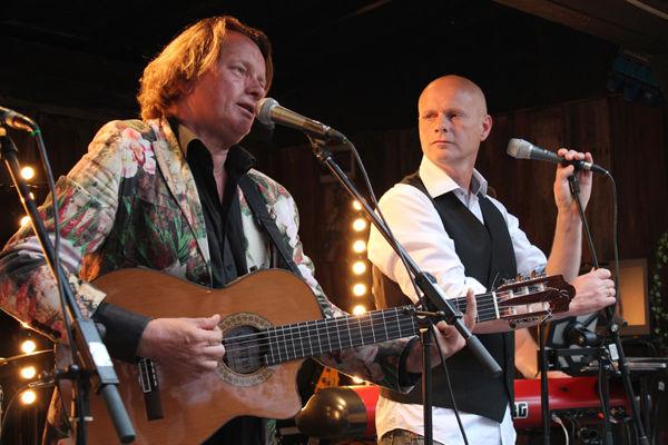 Ulf Storbekk spilte sammen med Jan Eggum.