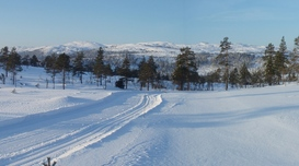 Heklefjellet panorama