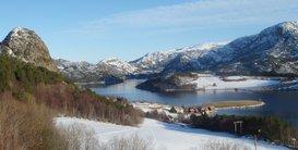 Mjønes   Åstfjorden