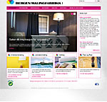 webside bergen malingfabrikk