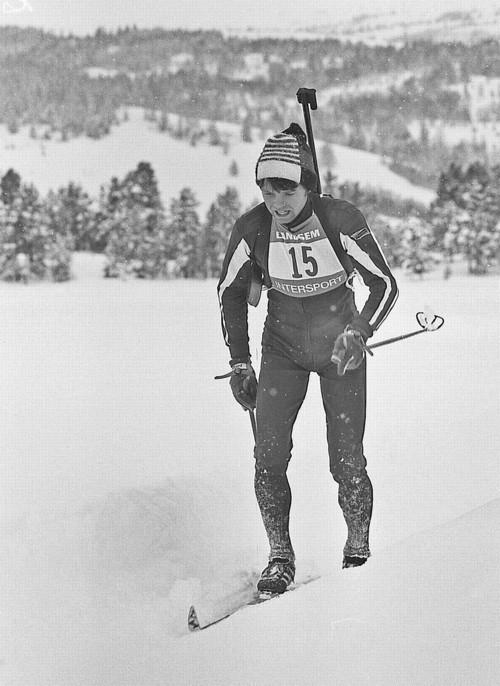 Skiskyting Ingvar Romundstad