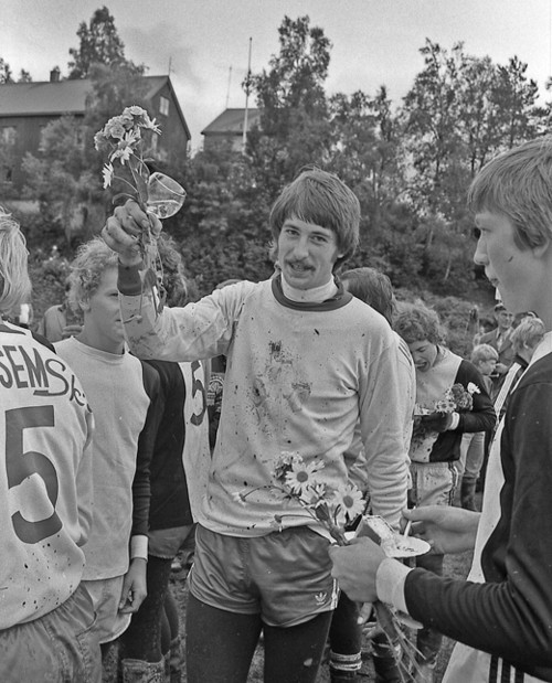 verdensrekord Rolf Kvernberg