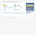 webside jernbanepersonalets bank og forsikring