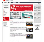 webside voss sparebank