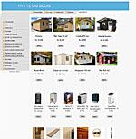 webside hytte og bolig