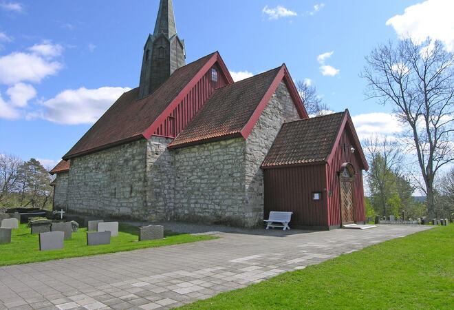 Skiptvet Kirke